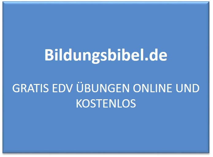 gratis edv bungen online und kostenlos test modul 1 2 3 4 5 6 und 7. Black Bedroom Furniture Sets. Home Design Ideas