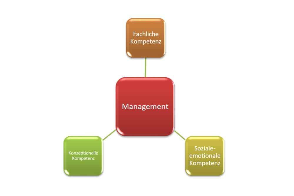 Die Management Kompetenzen im Überblick