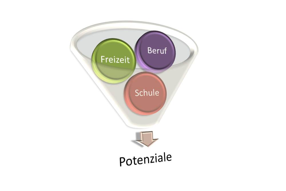Die Vorbereitung der Potenzialanalyse, Persönlichkeitsprofil, Potenziale erkennen, erstellen und nutzen