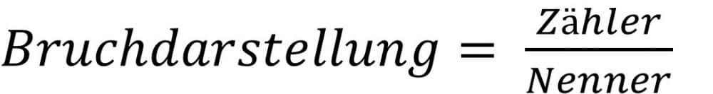 Bruchrechnung lernen, Mal, Multiplikation von Brüchen Anleitung