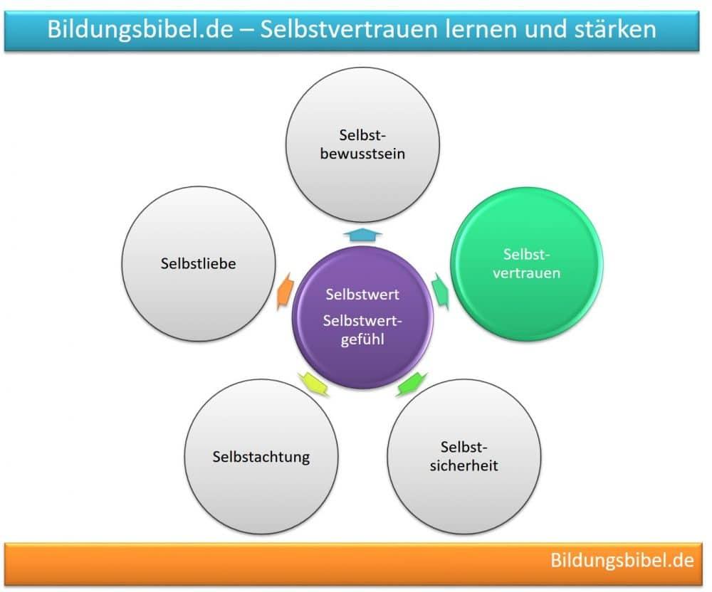 Selbstwertgefühl, Selbstwert stärken lernen - Bildungsbibel.de