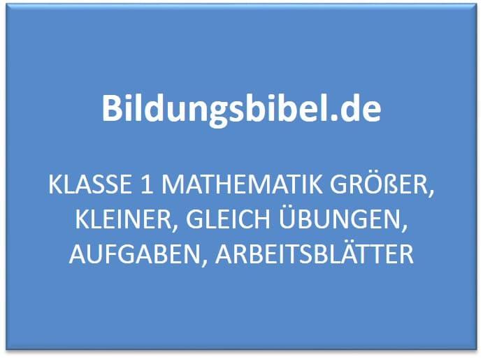 Mathematik - Bildungsbibel.de