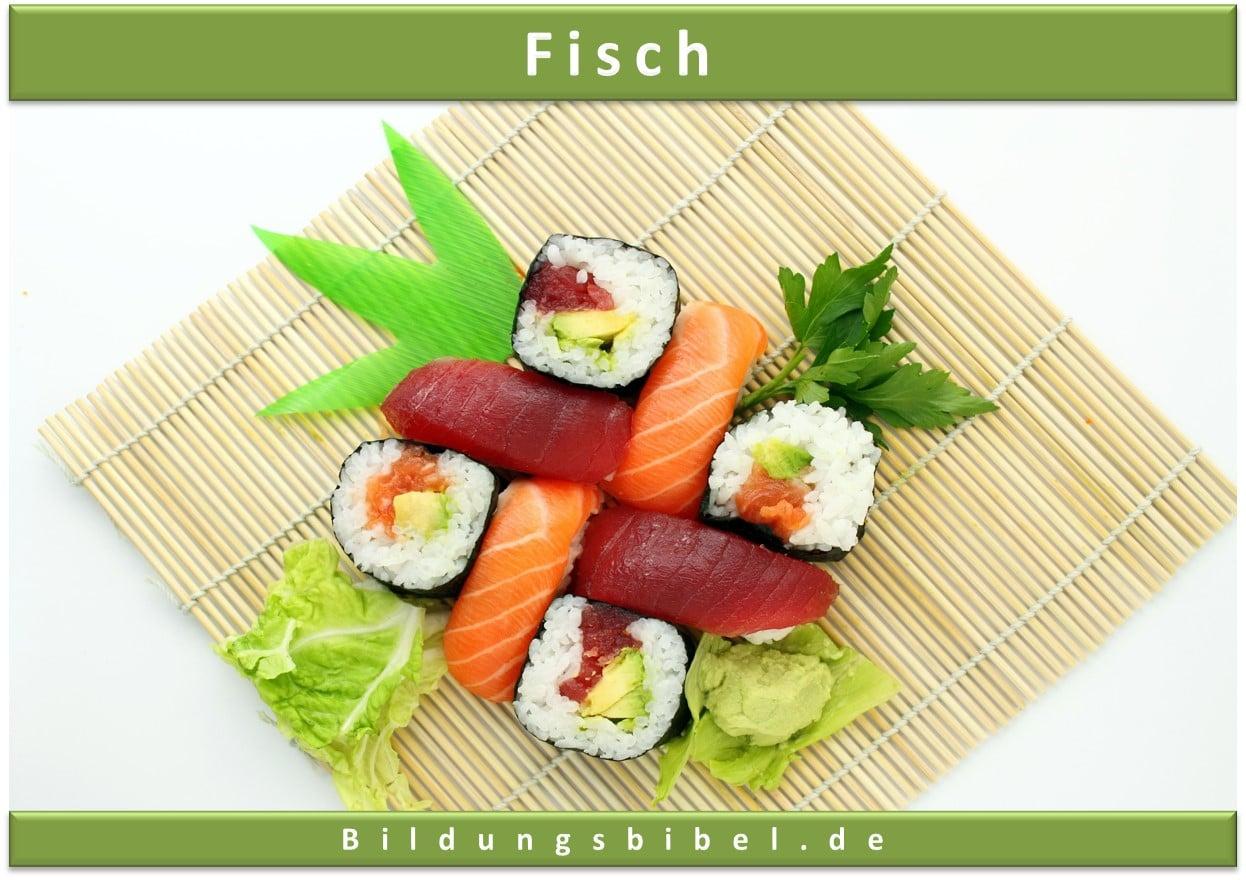 Fisch: reich an Omega-3-Fettsäuren